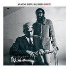 ARCHIE SHEPP Archie Shepp / Bill Dixon : Quartet album cover