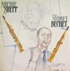 ARCHIE SHEPP My Man - Tribute To Sydney Bechet(aka Archie Shepp Play Sydney Bechet – Passport To Paradise) album cover