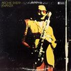 ARCHIE SHEPP Kwanza album cover