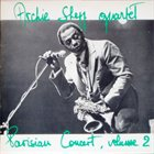 ARCHIE SHEPP Parisian Concert, Vol 2 album cover