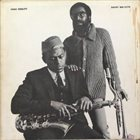 ARCHIE SHEPP The Archie Shepp-Bill Dixon Quartet(aka Peace) album cover