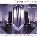 ARCHIE SHEPP St. Louis Blues album cover