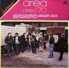 AREA Area '70 album cover
