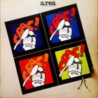AREA Crac! album cover