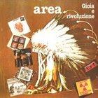 AREA Gioia e Rivoluzione album cover