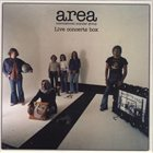 AREA Live Concerts Box album cover