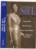 ARETHA FRANKLIN A Bit Of Soul album cover