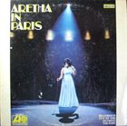 ARETHA FRANKLIN Aretha In Paris album cover