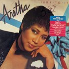 ARETHA FRANKLIN Jump To It album cover