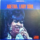 ARETHA FRANKLIN Lady Soul album cover