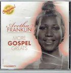 ARETHA FRANKLIN More Gospel Greats album cover