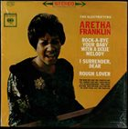 ARETHA FRANKLIN The Electrifying Aretha Franklin album cover