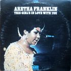 ARETHA FRANKLIN This Girl's In Love With You album cover
