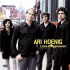 ARI HOENIG Lines of Oppression album cover
