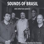 ARK OVRUTSKI Sounds of Brasil album cover