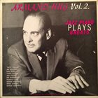 ARMAND HUG Plays Jazz Piano Greats, Vol. 2 album cover