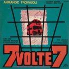 ARMANDO TROVAJOLI 7 volte 7 album cover