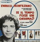 ARMANDO TROVAJOLI Armando Trovaioli / Enrico Montesano : Se Il Tempo Fosse Un Gambero album cover