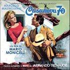 ARMANDO TROVAJOLI Casanova '70 (1965) / Homo eroticus (1971) album cover