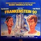 ARMANDO TROVAJOLI Frankenstein 90 album cover