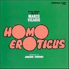 ARMANDO TROVAJOLI Homo eroticus album cover