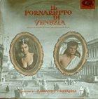 ARMANDO TROVAJOLI Il Fornaretto Di Venezia (Scapegoat) (Original Soundtrack) album cover