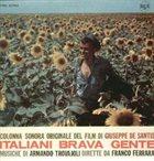 ARMANDO TROVAJOLI Italiani brava gente album cover