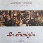 ARMANDO TROVAJOLI La famiglia album cover