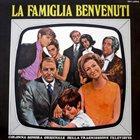 ARMANDO TROVAJOLI La famiglia Benvenuti album cover
