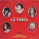 ARMANDO TROVAJOLI La Tosca album cover