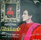 ARMANDO TROVAJOLI L'Arcidiavolo album cover