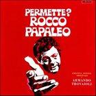ARMANDO TROVAJOLI Permette? Rocco Papaleo album cover