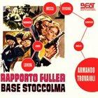 ARMANDO TROVAJOLI Rapporto Fuller Base Stoccolma album cover
