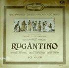 ARMANDO TROVAJOLI Rugantino (Original Soundtracks) album cover