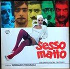 ARMANDO TROVAJOLI Sesso Matto album cover
