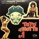ARMANDO TROVAJOLI Totò di notte No. 1 album cover