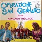 ARMANDO TROVAJOLI Operazione San Gennaro album cover