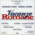 ARMANDO TROVAJOLI Vacanze romane album cover
