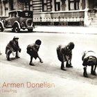 ARMEN DONELIAN Leapfrog album cover