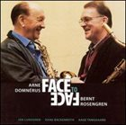ARNE DOMNÉRUS Face To Face album cover