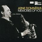 ARNE DOMNÉRUS Memories Of You album cover