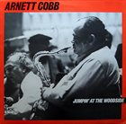 ARNETT COBB Jumpin' At The Woodside album cover