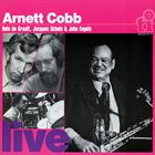 ARNETT COBB Live album cover