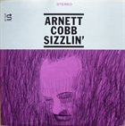 ARNETT COBB Sizzlin' album cover