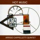 ARRIGO CAPPELLETTI Hot Music album cover