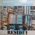 ARRIGO CAPPELLETTI Residui album cover