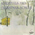 ARRIGO CAPPELLETTI Spirituals And Christmas Songs album cover