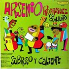 ARSENIO RODRIGUEZ Sabroso and Caliente album cover