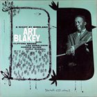 ART BLAKEY A Night At Birdland Volume 2 album cover