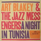 ART BLAKEY A Night in Tunisia (1961) album cover